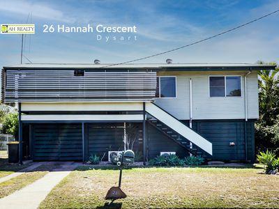 26 Hannah Crescent, Dysart