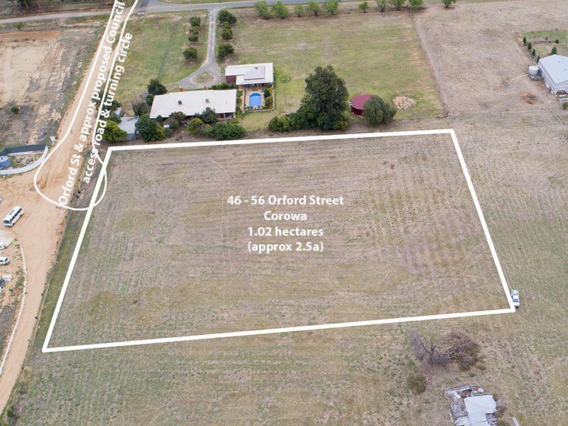 46-56 Orford Street Corowa, Corowa