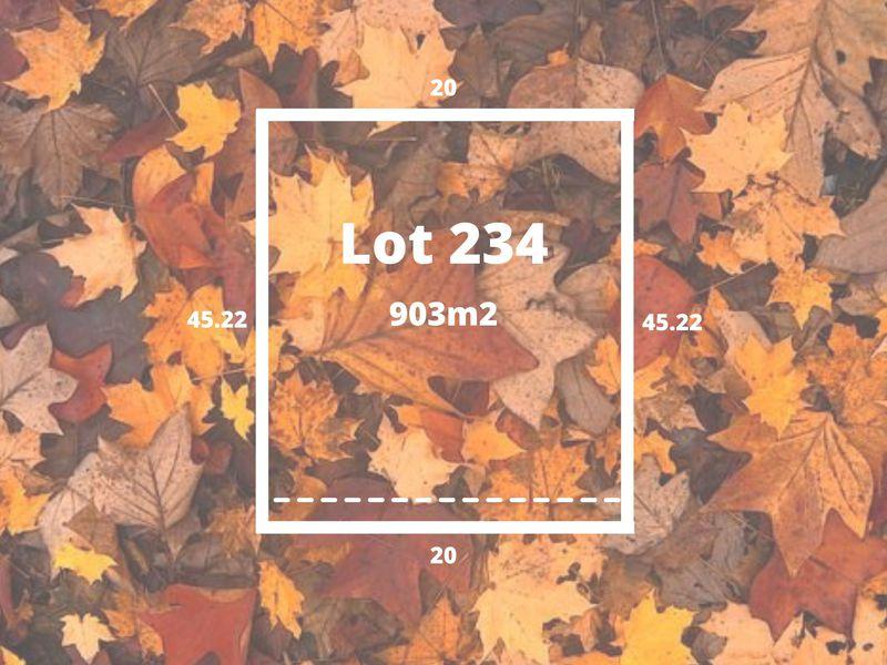 Lot 234 Autumn Views Estate, Romsey