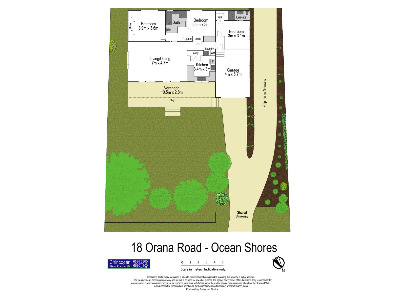 18 Orana Road, Ocean Shores