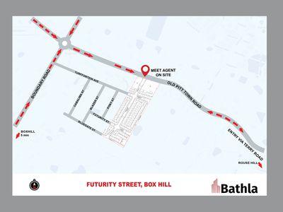 Lot 127 Kewney Street ( Proposed Address), Box Hill