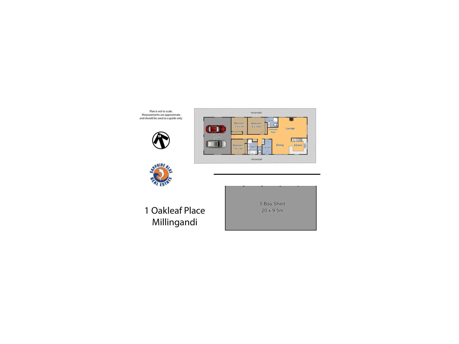 1 Oakleaf Place, Millingandi