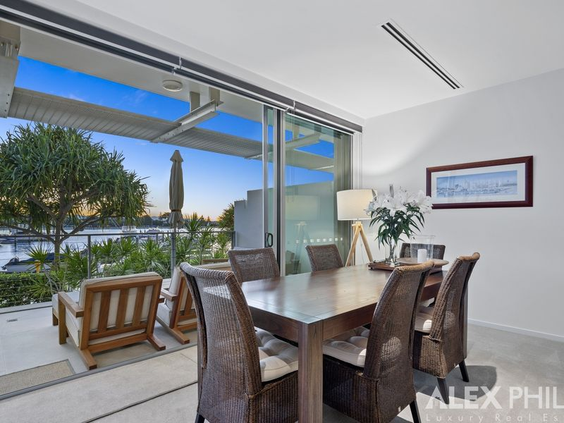 2107 / 2 Ephraim Island, Paradise Point