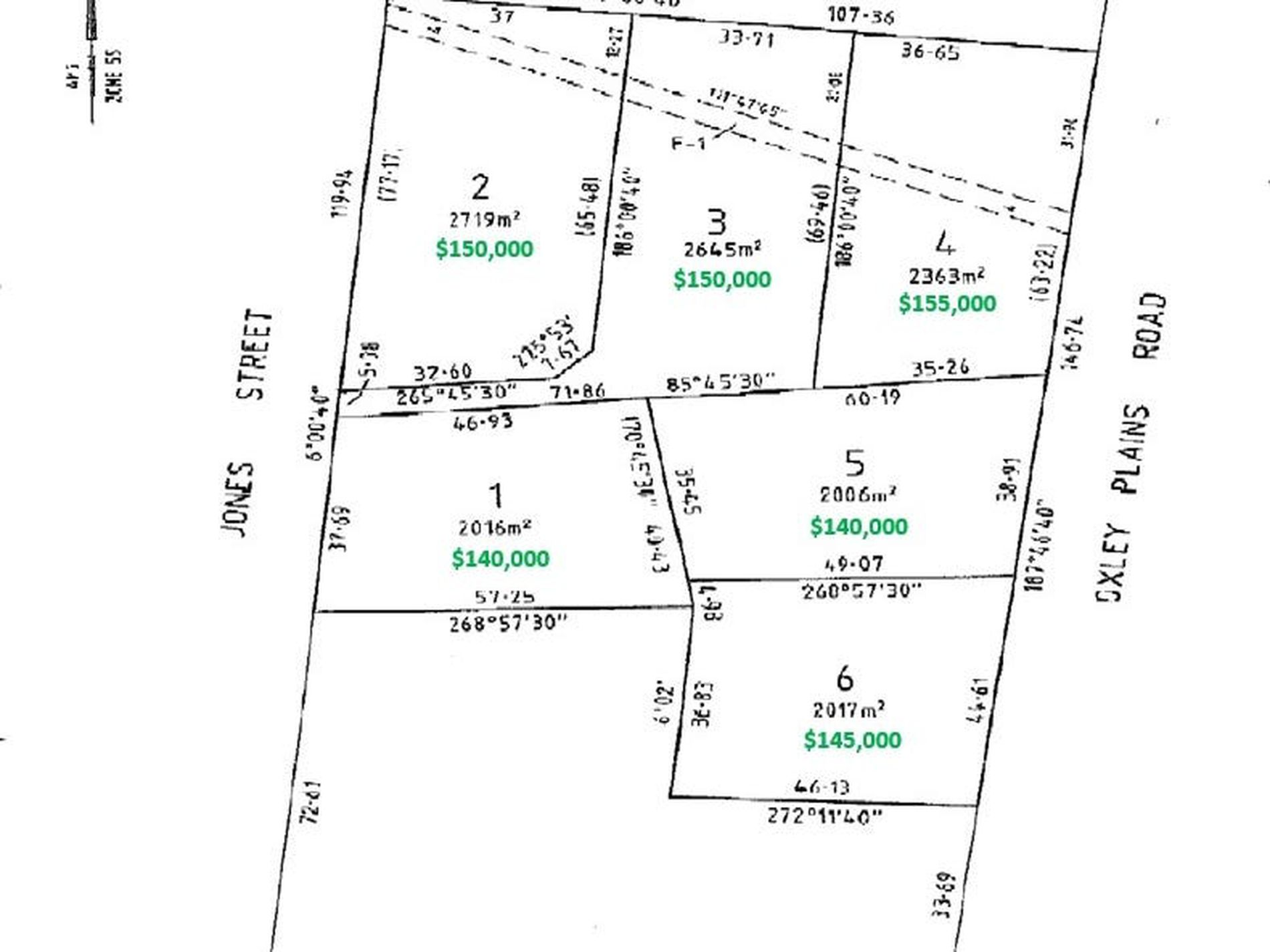 Lot 4 Oxley Plains Road, Oxley