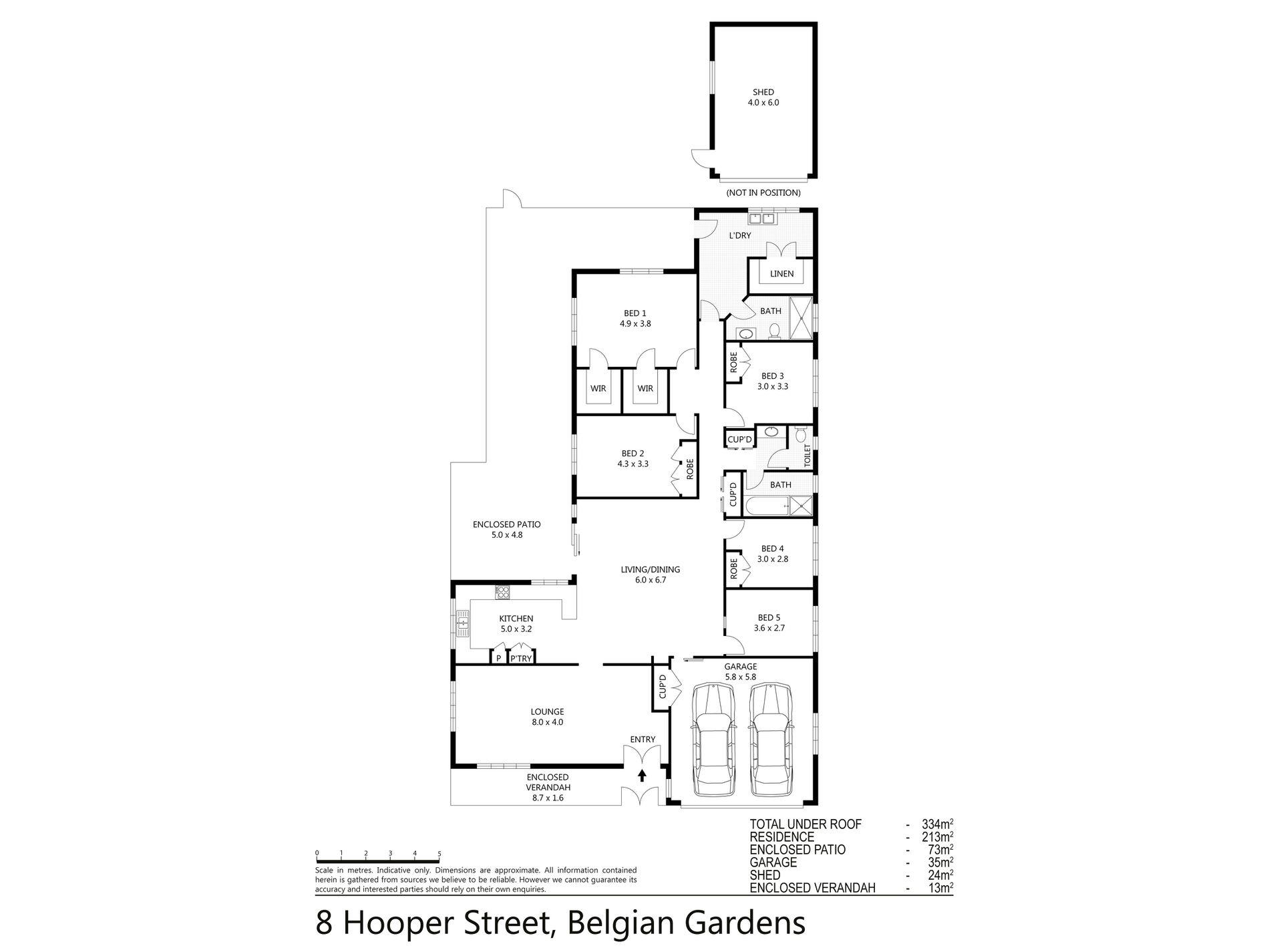 8 Hooper Street, Belgian Gardens