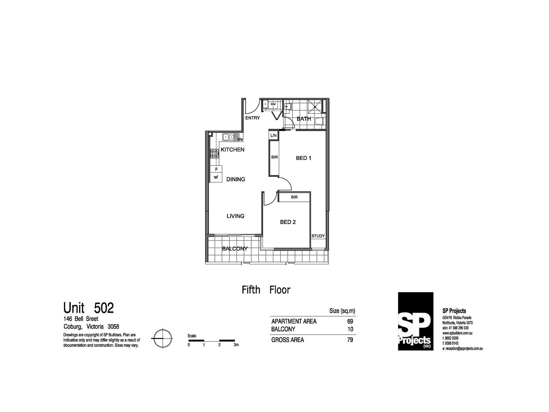 502 / 146 Bell Street, Coburg