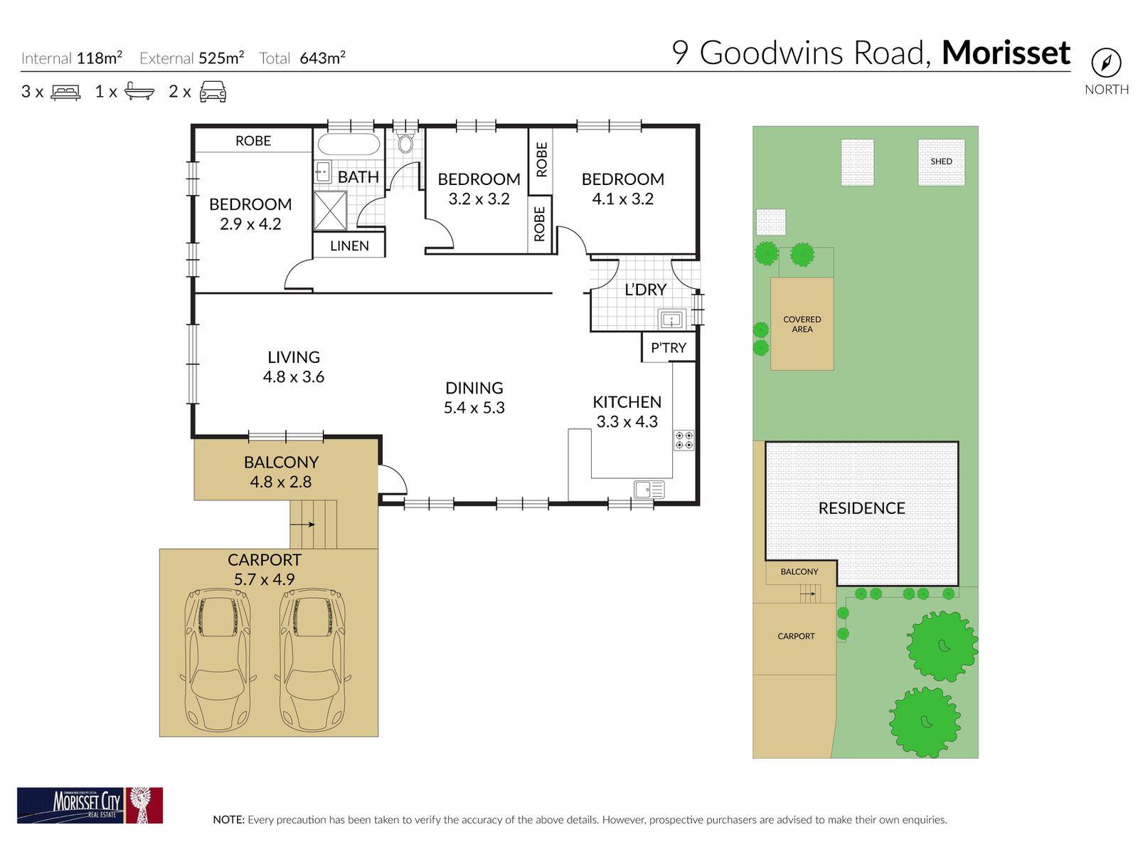 9 Goodwins Road, Morisset