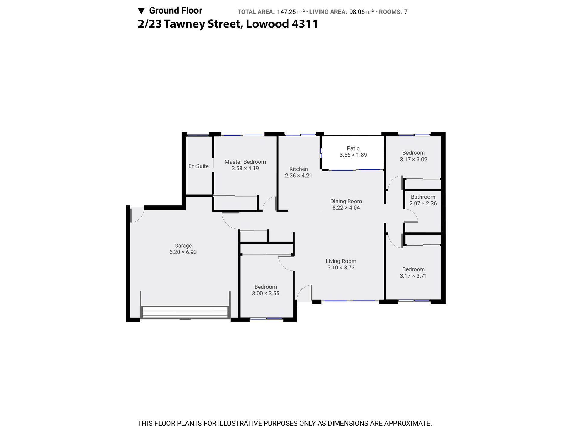 3 KESTREL STREET, Lowood