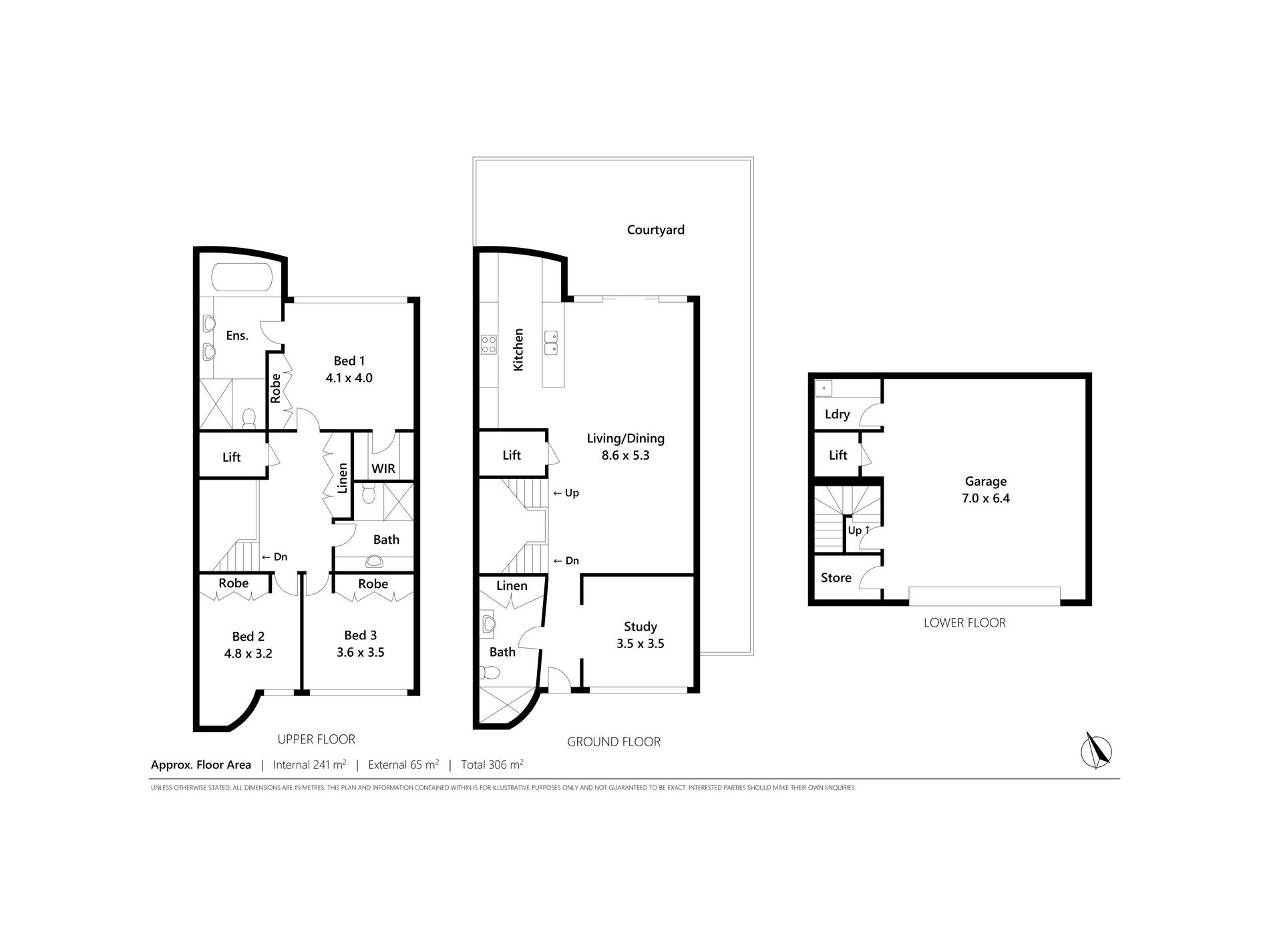Residence 17 / 1 Bonvale Lane, St Lucia