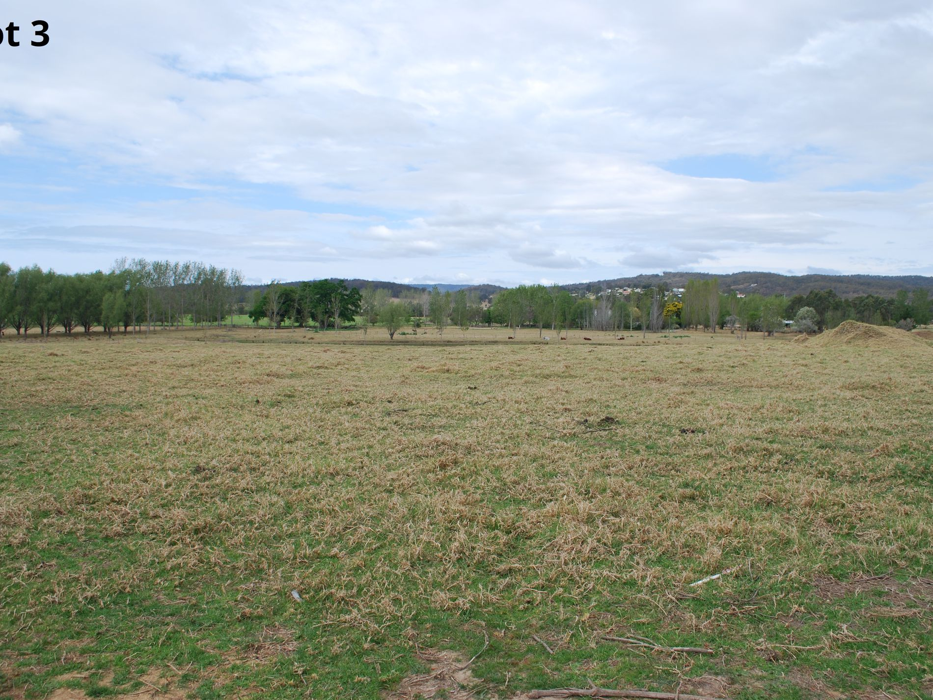 Proposed Lot 3, Oaklands Road , Pambula