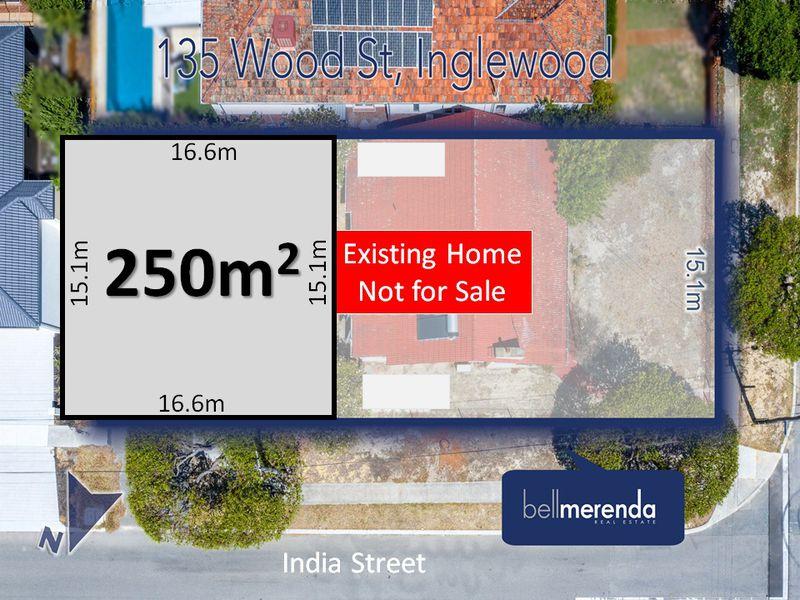 135 (Lot) Wood Street, Inglewood