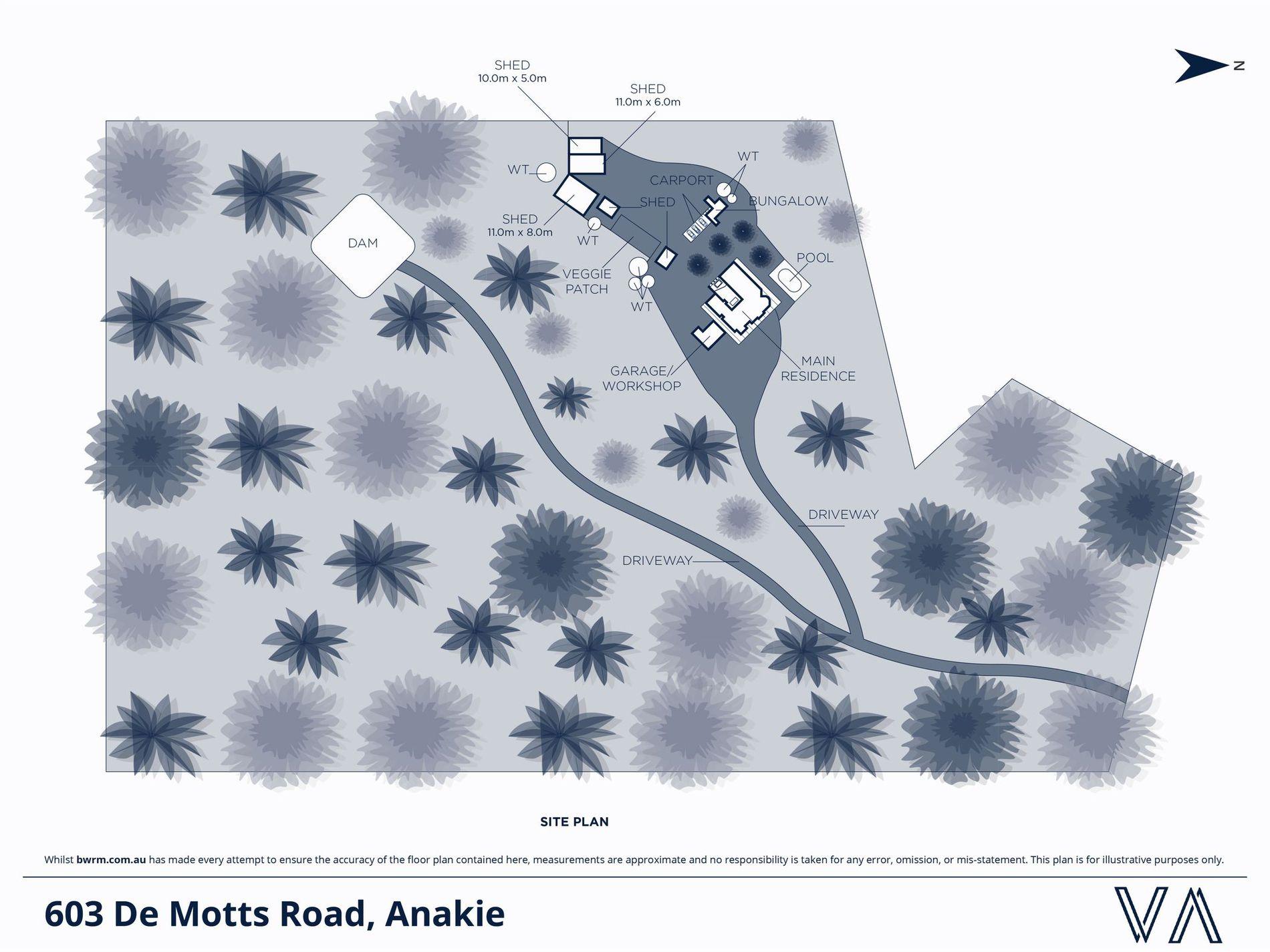 603 De Motts Road, Anakie