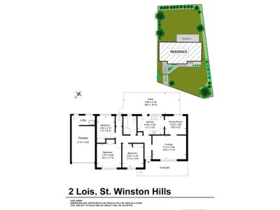 2 Lois Street, Winston Hills