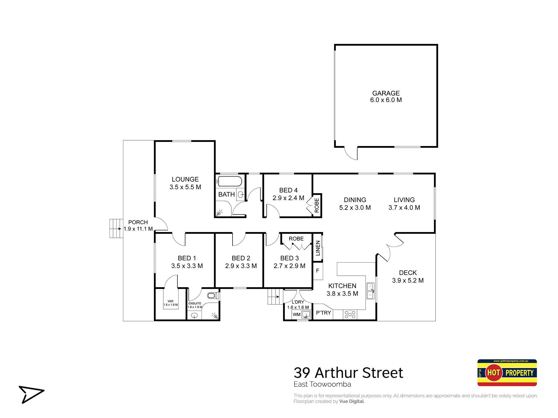 39 Arthur Street, East Toowoomba