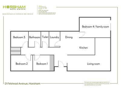 21 Felstead Avenue, Horsham