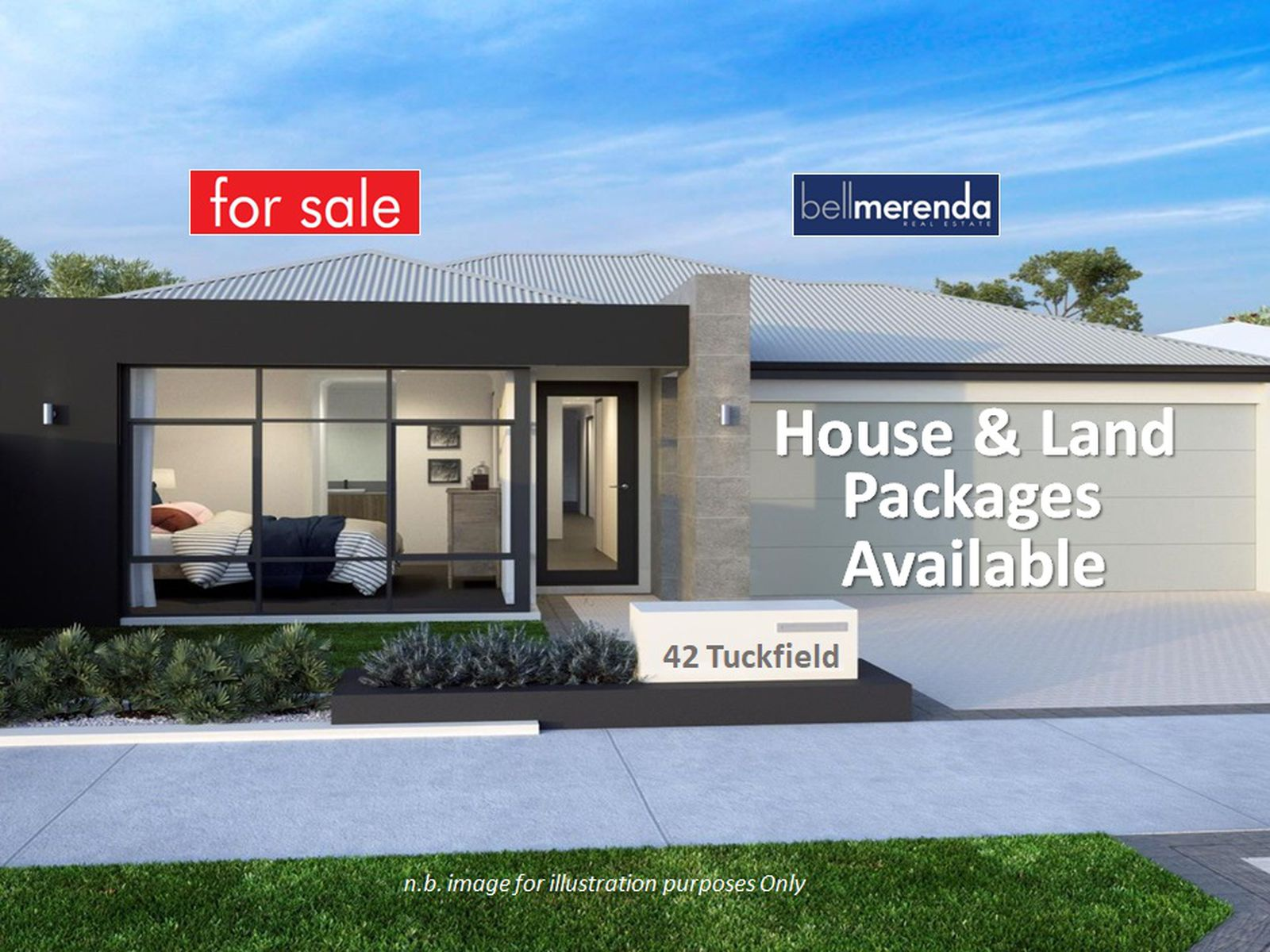 42 (Lot 1) Tuckfield Way, Nollamara