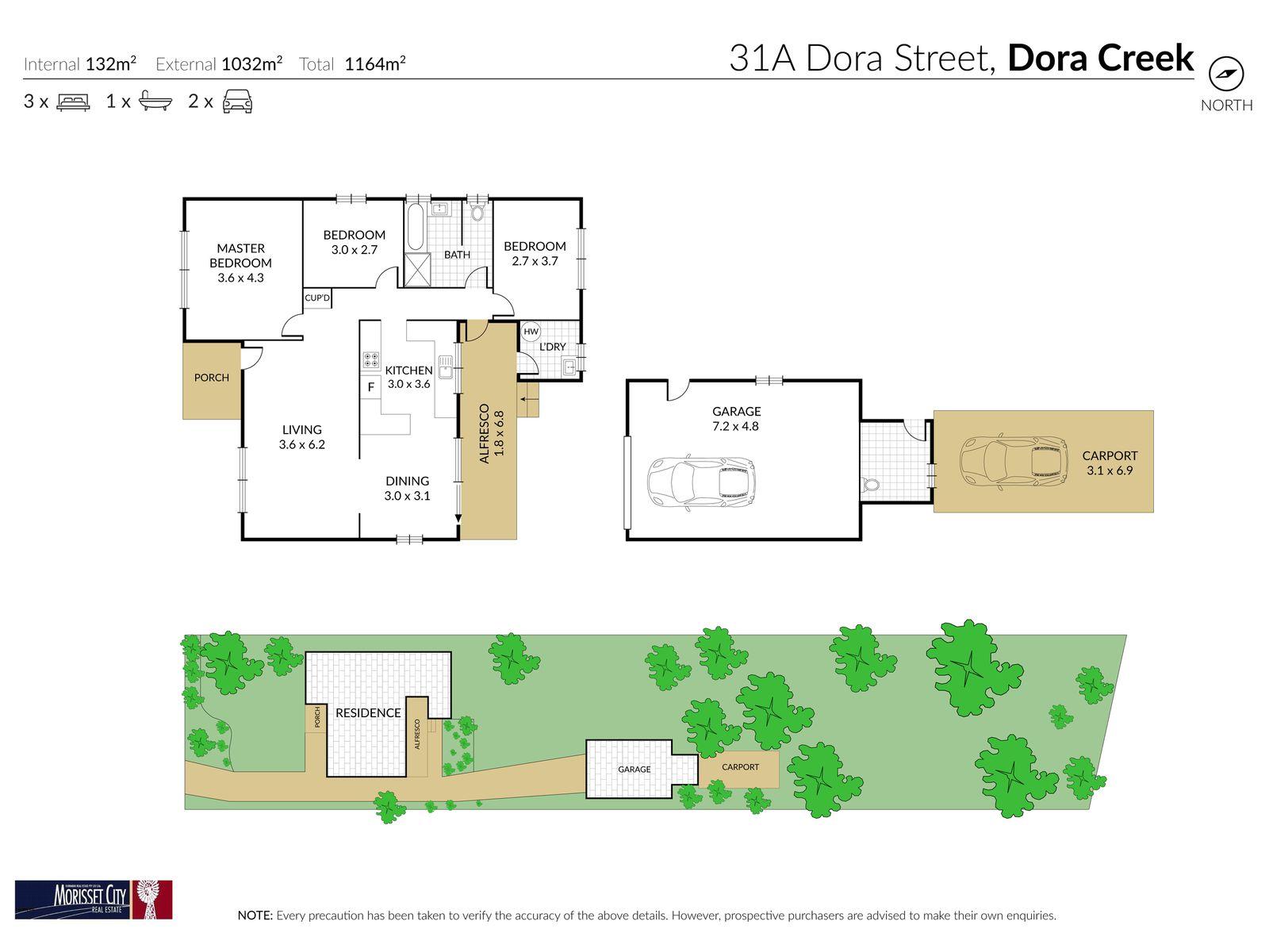 31A Dora Street, Dora Creek