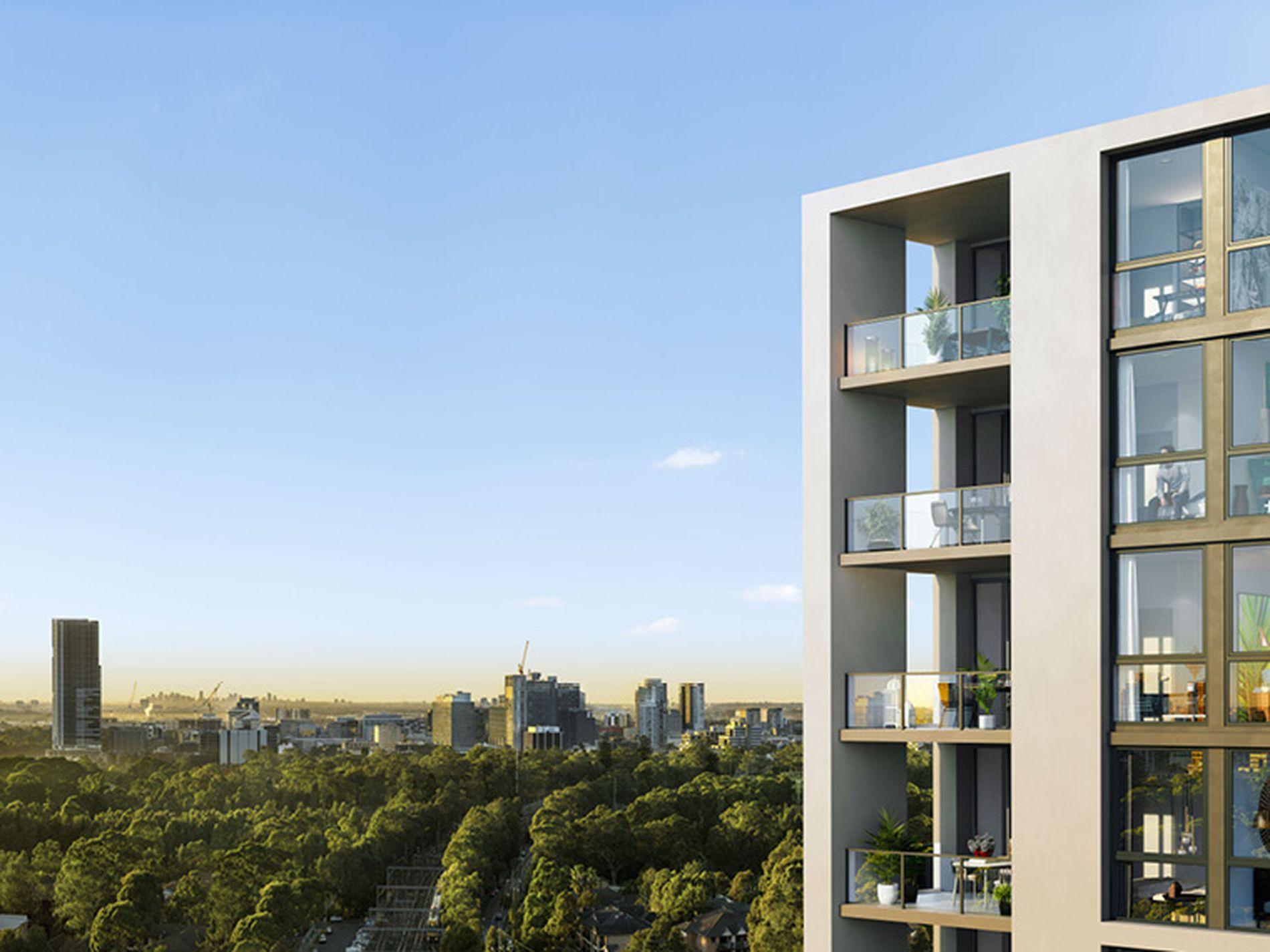 Highline Westmead - LUXURY APARTMENTS