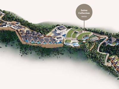 'SIWA Cliffs' Hotel Suites Collection,  Jalan Raya Pengembur, Pujut, Central Lombok Regency, West Nusa Tengara 83573, Indonesia, International