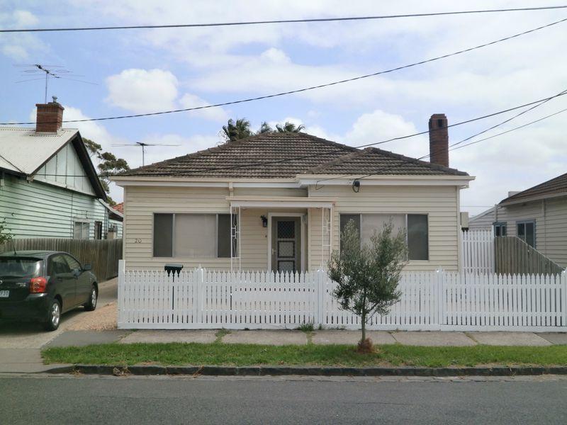 20 View Street, West Footscray