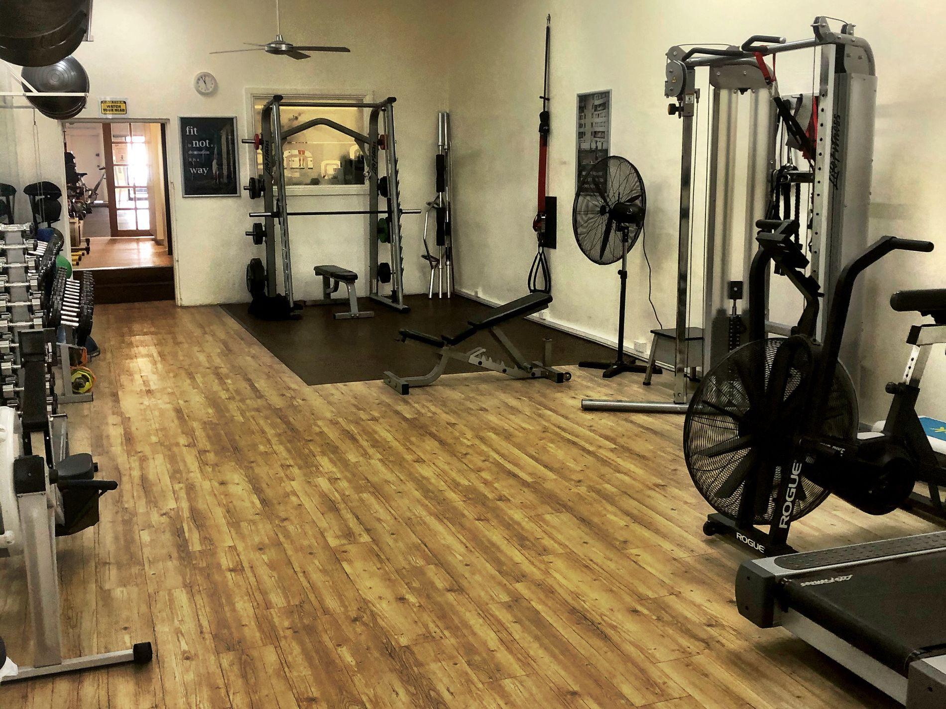 Bayside Gym Training Fitness Studio Business For Sale