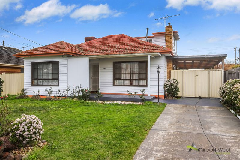80 Marshall Road, Airport West