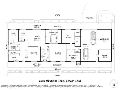 2540 Mayfield Road, Lower Boro