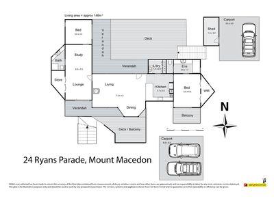 24 Ryans Parade, Mount Macedon