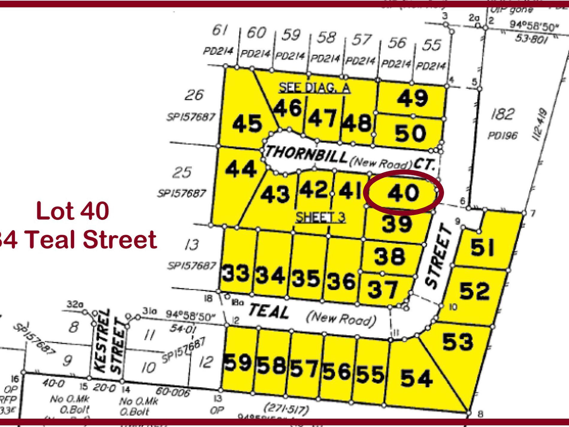 Lot 40, 34 Teal Street, Longreach