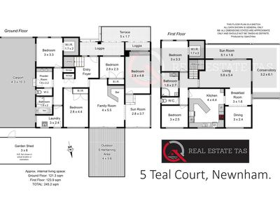 5 Teal Court, Newnham