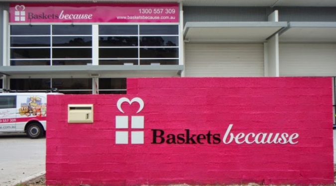 Baskets Because