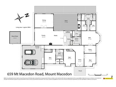 659 Mount Macedon Road, Mount Macedon