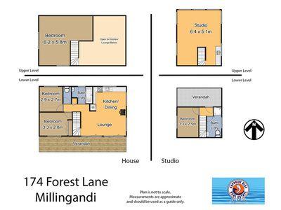 174 Forest Lane, Millingandi