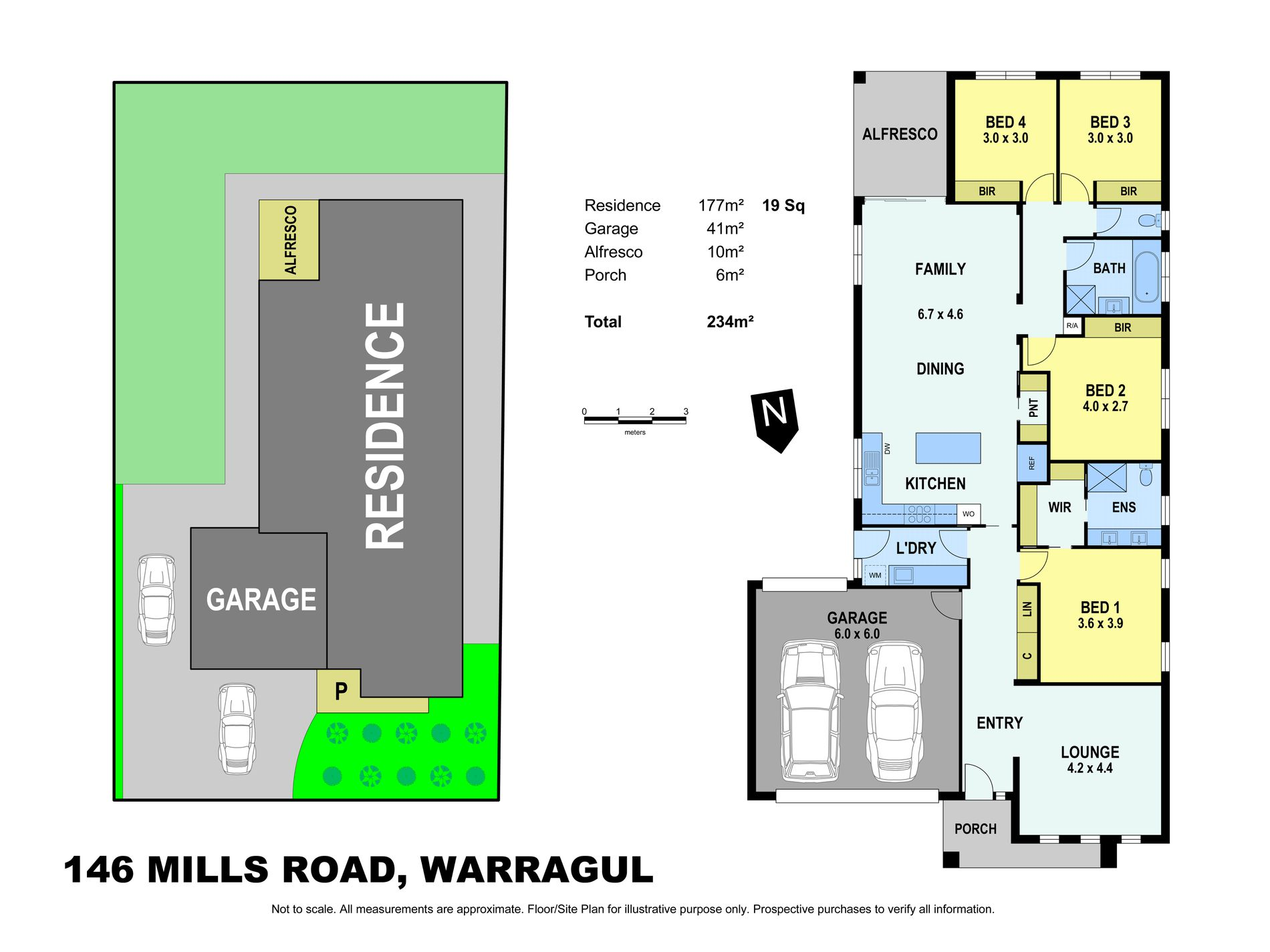 146 Mills Road, Warragul