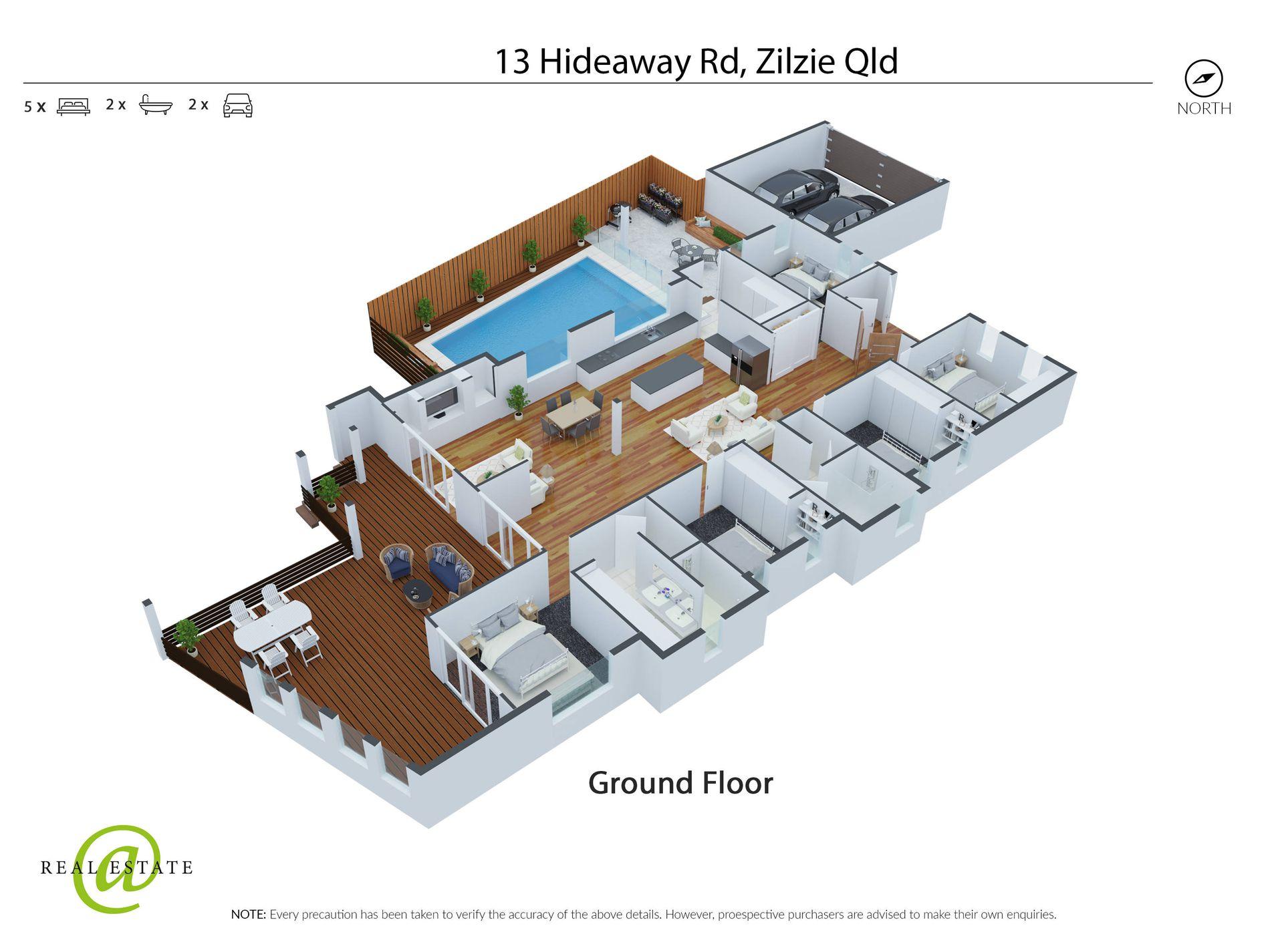 13 Hideaway Road, Zilzie
