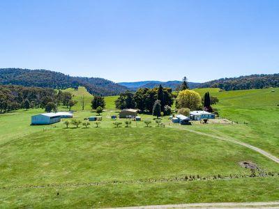 3724 Tallangatta Creek Road, Tallangatta Valley