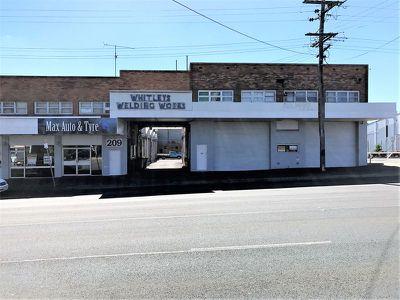 Shed 5 209 James Street, Toowoomba City