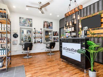 Unleashed Hair & Boutique