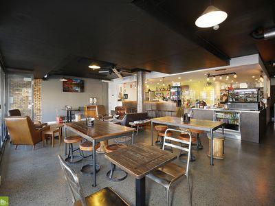 Licensed Cafe & Bar