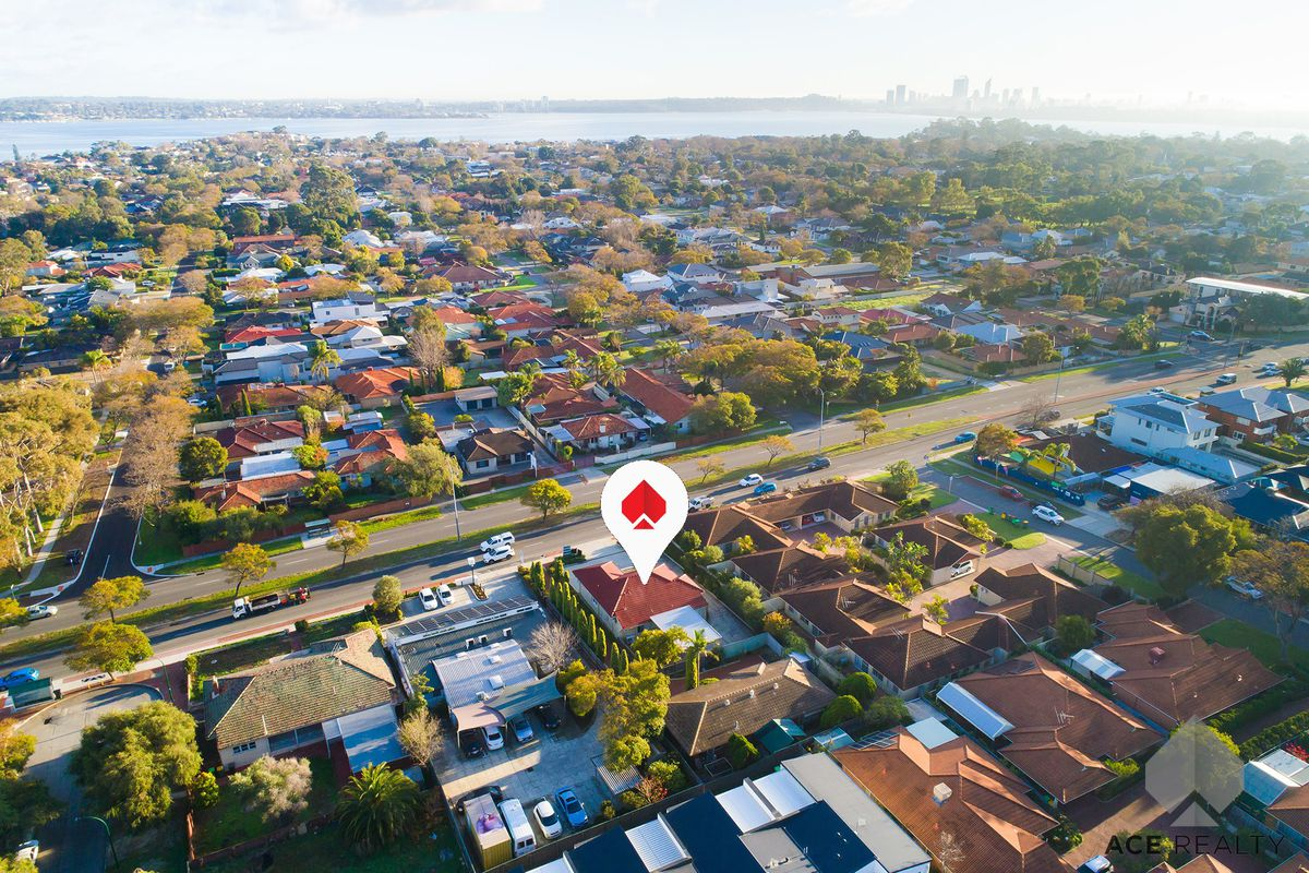811 Canning Highway, Applecross