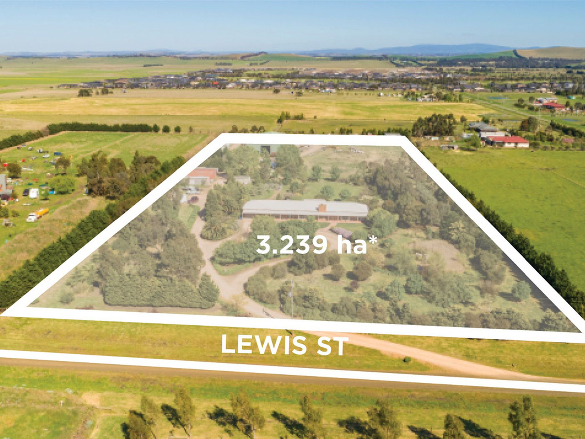 21 LEWIS STREET, Beveridge