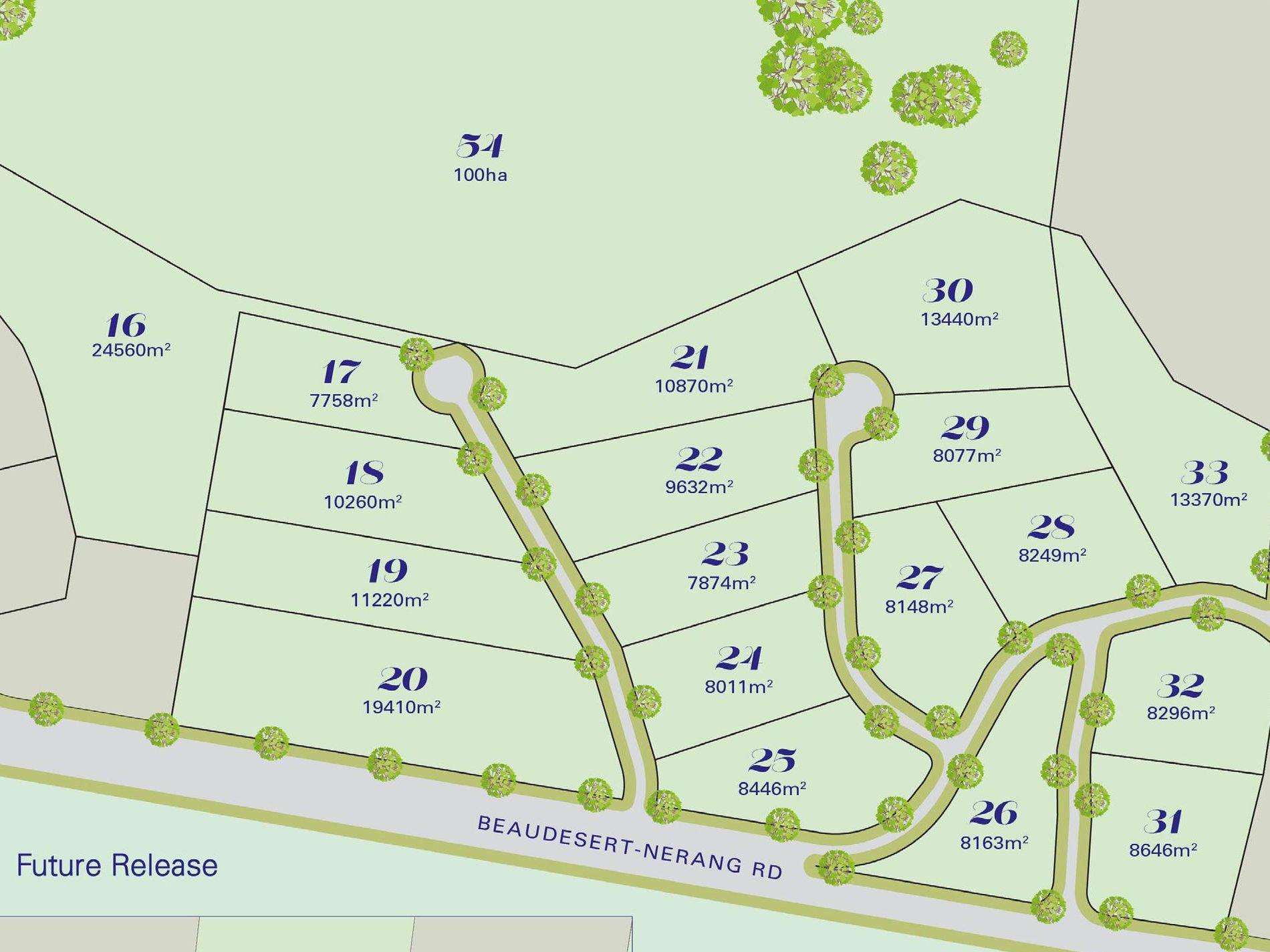Lot 18, 2558 Beaudesert Nerang Road, Canungra
