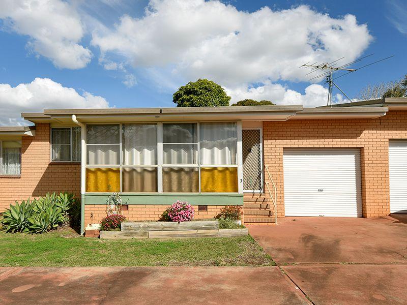 3 / 21 McGregor Street, Toowoomba