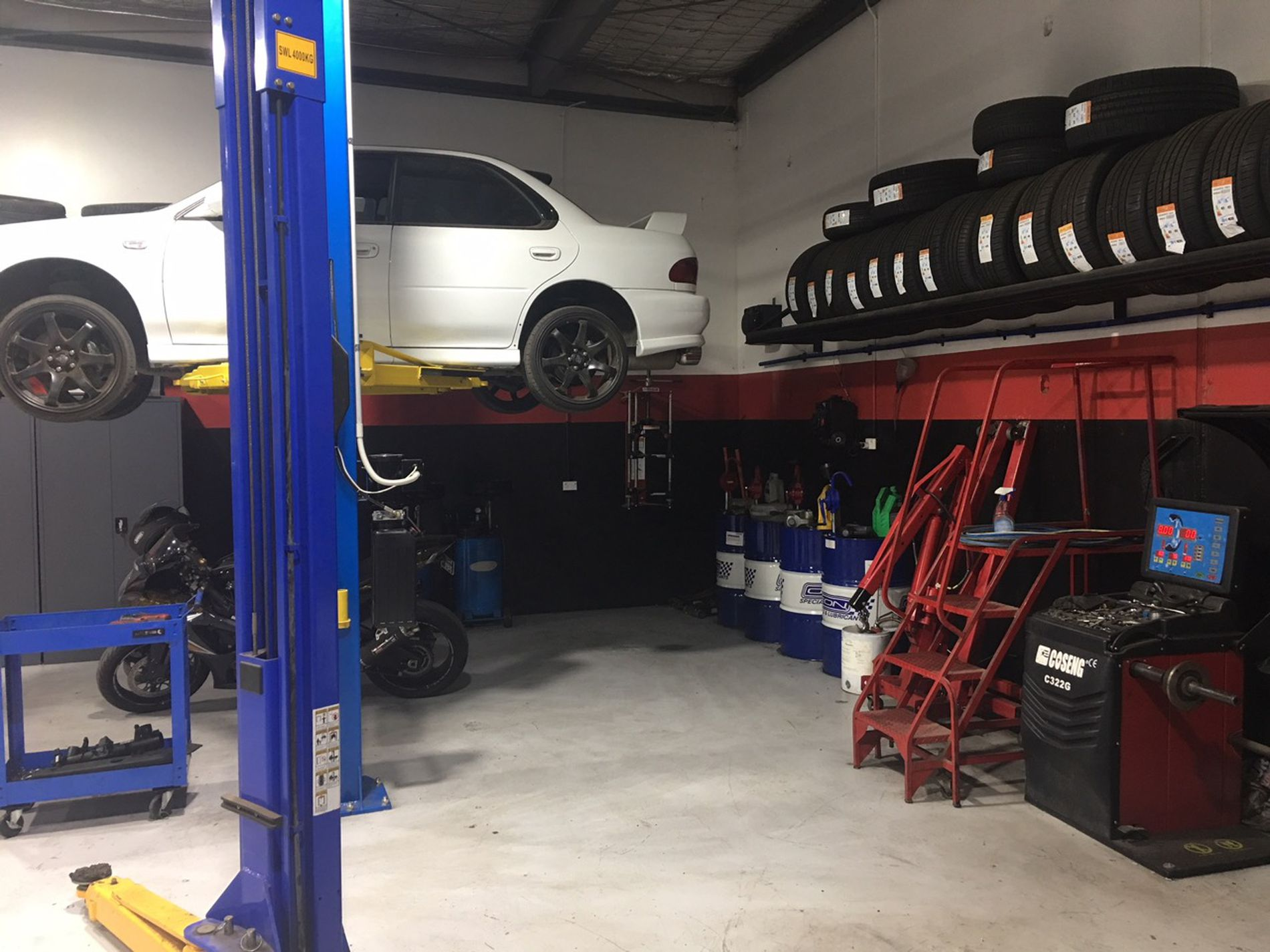 Tyre and Automotive Service Business For Sale Hoppers Crossing