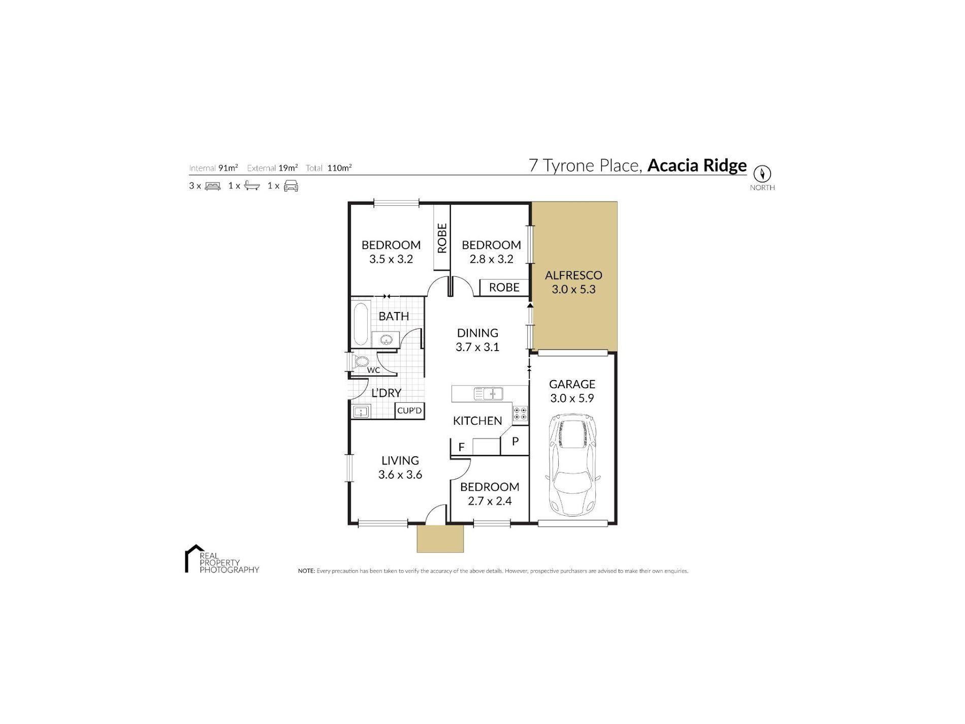 7 Tyrone Place, Acacia Ridge