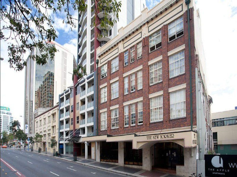 U4 /460 Ann Street, Brisbane City