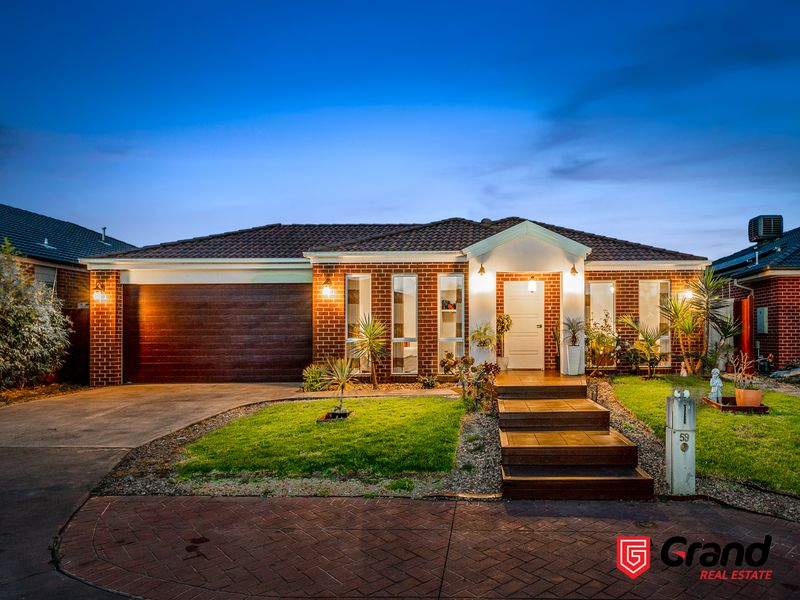 59 Mickleham Drive, Cranbourne North