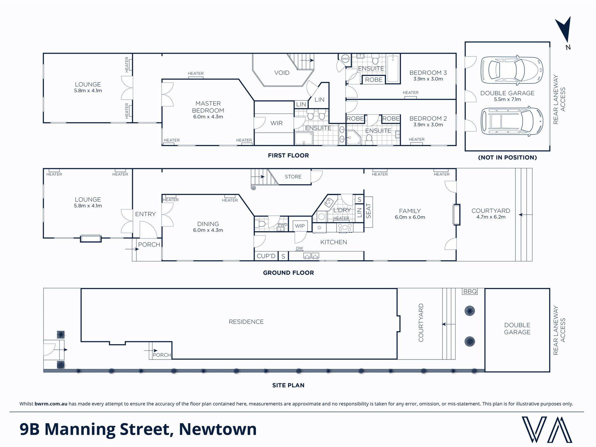 9B Manning Street, Newtown