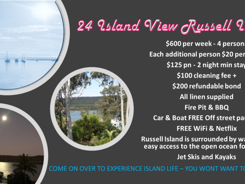 24 Island View Road, Russell Island