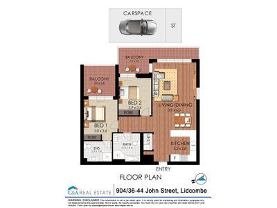 904 / 36-44 John Street, Lidcombe